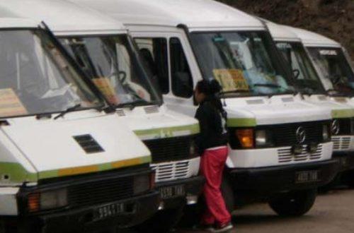 Article : Hausse des tarifs de « taxi be » à Madagascar ce 1er novembre