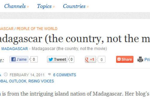 Article : Les clichés sur Madagascar