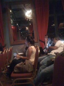 Geeks et geekettes au Café TIC 24 Avril