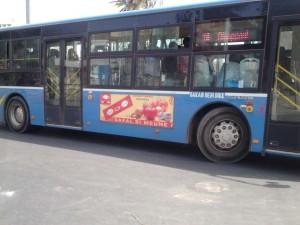 Bus de Dakar, Crédit photo: Rija R