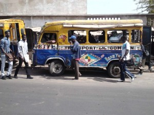 Car rapide de Dakar, Crédit photo: Rija R.