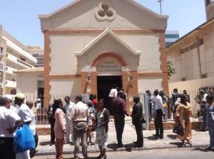 Eglise Protestante Plateau