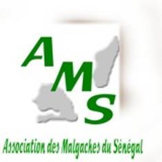 Logo Association des Malgaches du Sénégal