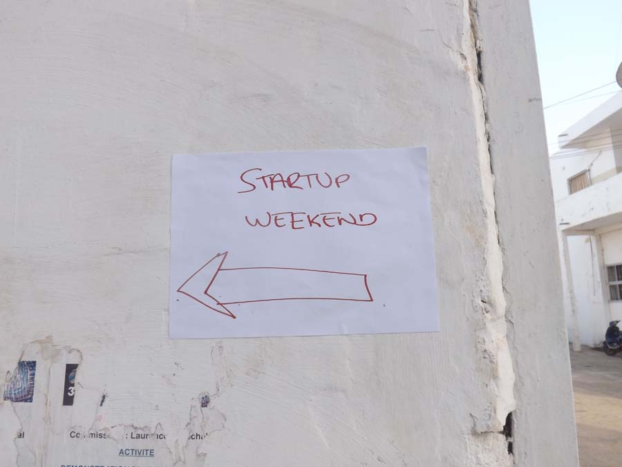 Par ici le Startup Weekend