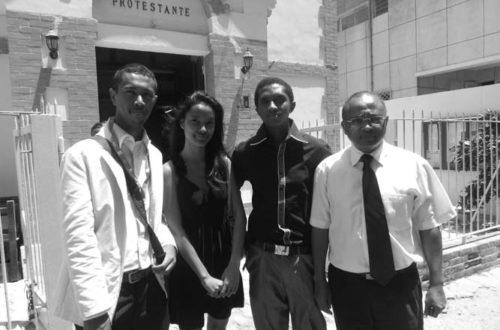 Article : J'ai rencontré les gasy de Dakar