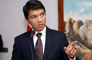 Rajoelina Ivato 2 Mai 2013