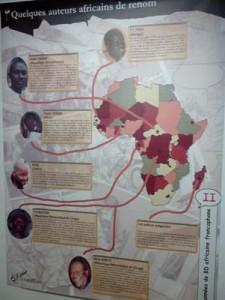 La BD en Afrique. Crédit photo: Rija R.