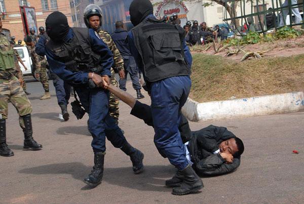 Arrestation du candidat à la présidentielle Laza Razafiarison