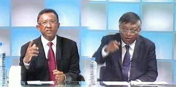 Débat TVM du 4 décembre dernier: Hery VS Robinson