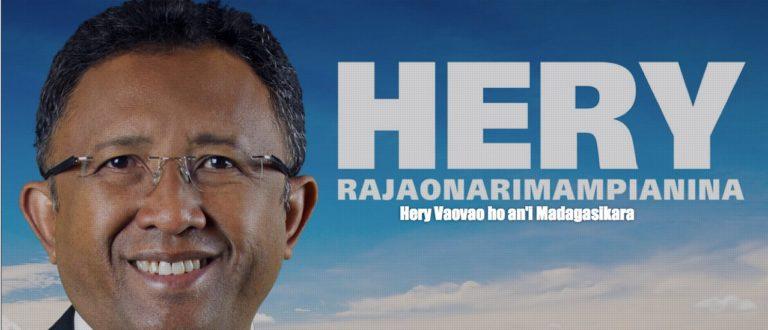 Article : Madagascar, nouveau président élu mais pas encore de Premier Ministre
