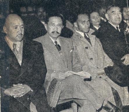Procès des 3 députés Ravoahangy, Raseta et Rabemananjara. Crédit photo: Wikimédia