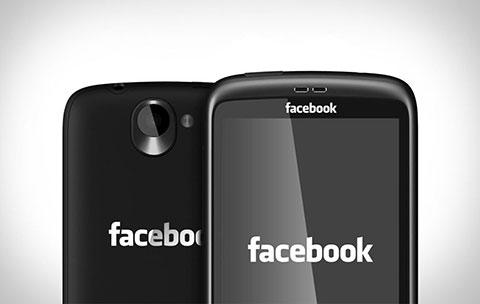 Illustration: facebook pour mobile
